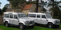 Land Rover Hearse & Limousine