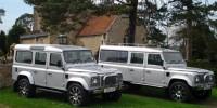 Land Rover Hearse & Limousine